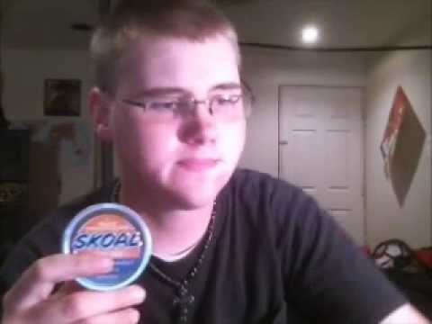 """""""Dipping"""" is chewing tobacco"""